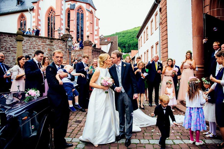Hochzeit Hoher Darsberg bei Heidelberg