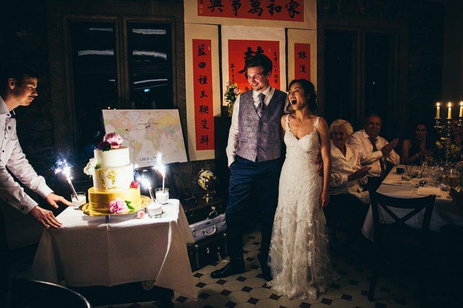 Hochzeit auf Burg Reichenstein
