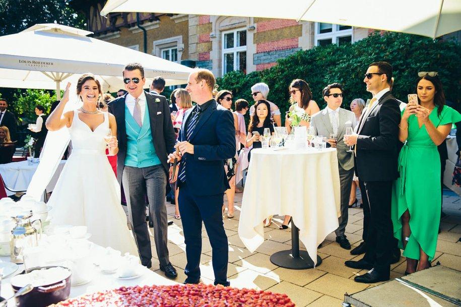 Hochzeit Villa Rothschild im Taunus